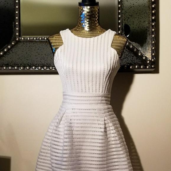 dbe78fdcc1 Boutique Li Panelled Skater Dress